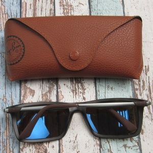 2440ee29330 Ray-Ban Accessories - Ray Ban RB 4214 6092 83 Sunglasses OLE340